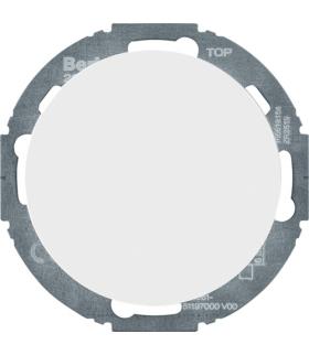 R.classic Rozszerzenie ściemniacza obrotowego komfort z płytką czołową, biały Berker 29452089
