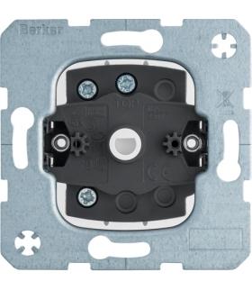 one.platform Łącznik żaluzjowy na klucz 1-biegunowy, zaciski śrubowe Berker 385103