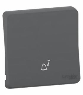 Mureva klawisz z symbolem dzwonka antracyt Schneider MUR34201