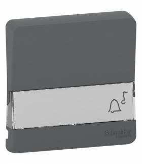 Mureva klawisz z polem opisowym antracyt Schneider MUR34203