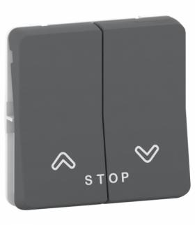 Mureva przycisk roletowy antracyt Schneider MUR35042