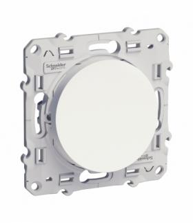 Odace Łącznik 1-biegunowy (DIY) biały Schneider S52D201