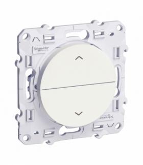 Odace Łącznik żaluzjowy (DIY) biały Schneider S52D207