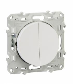 Odace Łącznik świecznikowy (DIY) biały Schneider S52D211