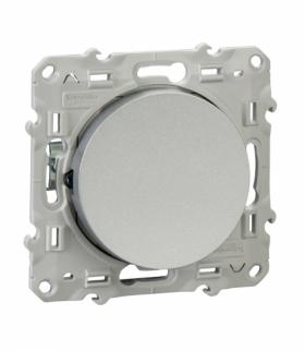 Odace Przycisk 1-biegunowy aluminium Schneider S53D206