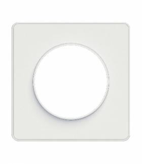 Odace Ramka 1-krotna z zawieszką, biały Schneider S52P722