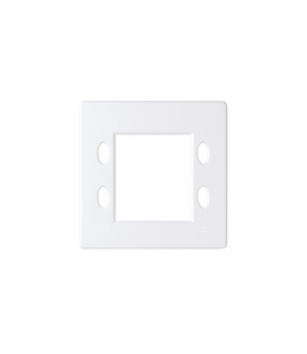 Pokrywa do zegara, termostatu, progrmatora, sterownika biały 82555-30