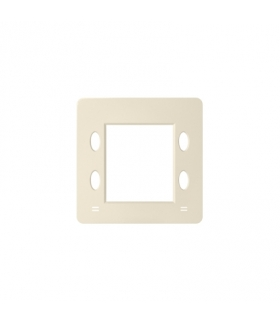 Pokrywa do zegara, termostatu, progrmatora, sterownika beżowy 82555-31