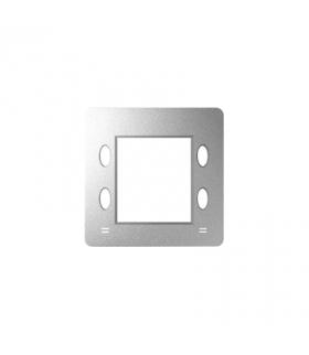 Pokrywa do zegara, termostatu, progrmatora, sterownika aluminium 82555-93