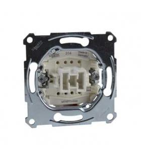 Merten Mechanizm łącznika pojedynczego zacisk bezśrubowy 250VAC 10A