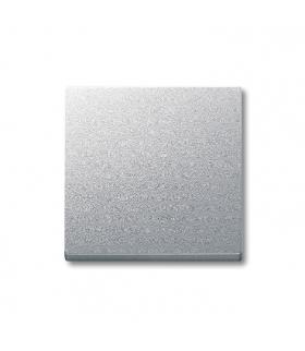 Merten Klawisz System M pojedynczy aluminium