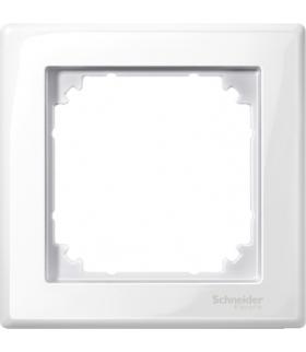 Merten Ramka M-Smart pojedyncza biały polarny