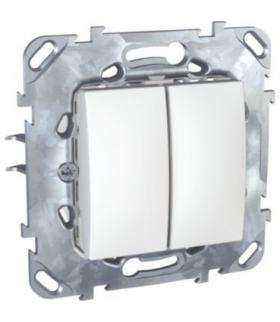 Unica Łącznik świecznikowy (DIY) biel polarna Schneider MGU50.211.18B2
