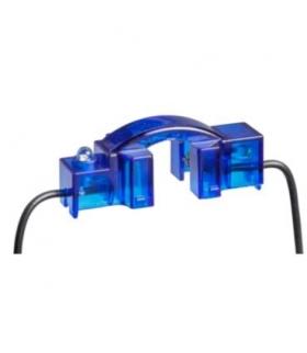 Unica Dioda LED do łączników i przycisków niebieska Schneider MGU0.822.AZL 10 sztuk