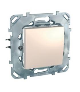 Unica Przycisk 1-biegunowy piaskowy Schneider MGU50.206.25Z