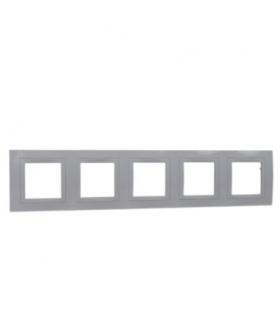 Unica Basic Ramka 5-krotna biały Schneider MGU2.010.18