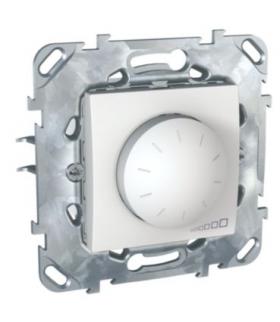 Unica Ściemniacz przyciskowo-obrotowy 40-400VA Schneider MGU50.511.18Z