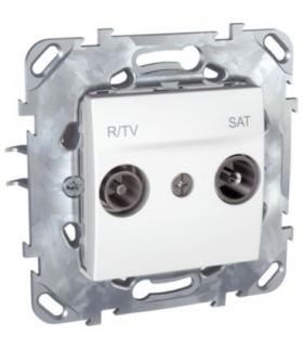 Unica Gniazdo RTV/SAT końcowe (DIY) Schneider MGU50.454.18B2