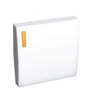 Schneider Electric Altira - klawisz łącznika - 2 moduły - biel polarna ALB44083