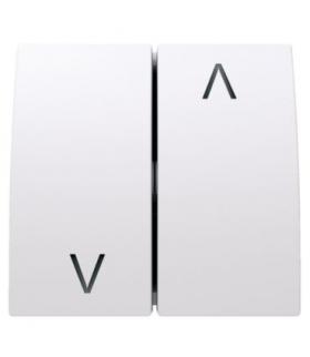 Altira łącznik do sterowania roletami 10 A biały Schneider ALB45087