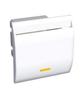 Altira łącznik na kartę (hotelowy) 2 drożny biel polarna Schneider ALB44035