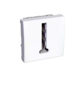 Altira gniazdo telefoniczne wersja francuska biel polarna Schneider ALB44366