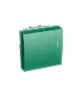 Altira flat indicator lamp with 45 mm diffuser without lamp green Schneider ALB45546