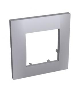 Schneider Electric Altira - ramka montażowa - 1 zespół - szary alabaster ALB45730