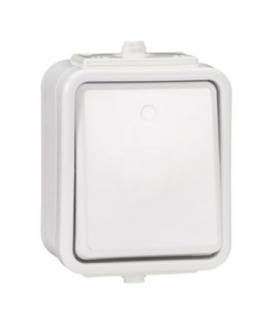 Cedar Łącznik 1-biegunowy IP44 biały Schneider WNT100C01