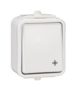 Cedar Łącznik krzyżowy IP44 biały Schneider WNT700C01