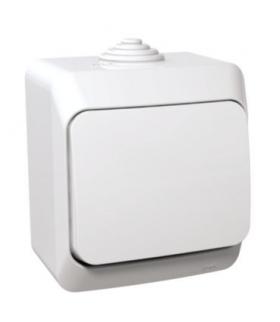 Cedar Plus Łącznik krzyżowy IP44 biały Schneider WDE000570