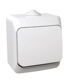 Cedar Plus Łącznik schodowy IP44 biały Schneider WDE000560