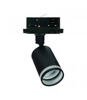 MADARA MINI RING GU10 3F black 3 FAZY SLIP003011 SPS 2
