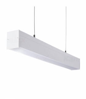 Oprawa liniowa pod tuby LED T8 ALIN 4LED 620mm G13 biały Kanlux 27410