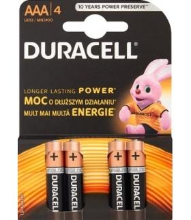 Bateria DURACELL LR03/B4 DURACELL DBLR03BL4