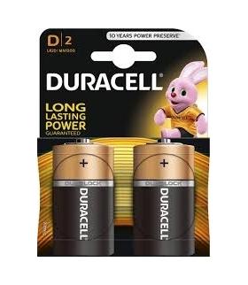 Bateria DURACELL LR20/B2 DURACELL DBLR20BL2