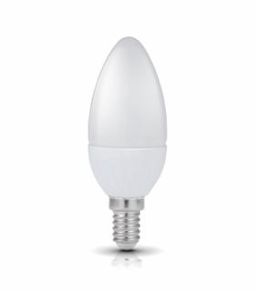 Żarówka LED SW 6W E14 barwa ZIMNOBIAŁA KOBI LIGHT KASWE146WZB