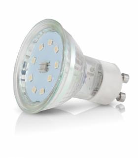 Żarówka LED GU10 4W barwa CIEPŁOBIAŁA KOBI LIGHT KAGU4,0CB