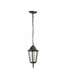 Lampa ogrodowa LO4105 CZARNA KOBI LIGHT KTLO4105CZAL