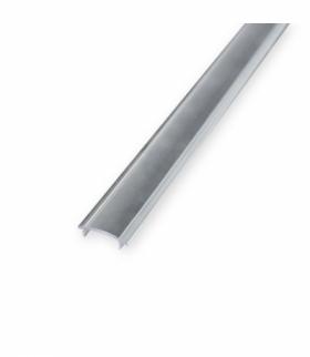 Przesłona fotooptyczna P1-P4 PRZEŹROCZYSTA 1m POLIWĘGLAN ALU LED K1P1PCC
