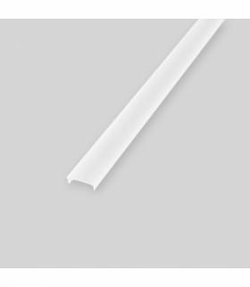 Przesłona P11-P31 mikro MLECZNA 2m POLIWĘGLAN ALU LED K1P0PCW2M