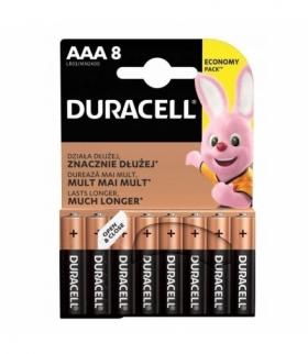 Bateria DURACELL LR03 - 8 sztuk DURACELL DBLR03BL8