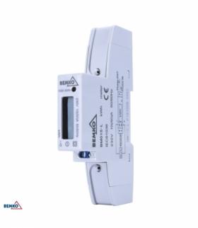 WSKAŻNIK ENERGII 1 FAZOWY 10 (50)A BEMKO A30-BM015-L