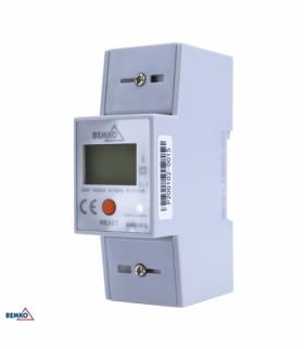 WSKAŻNIK ENERGII 1 FAZOWY 5 (80)A BEMKO A30-BM01B-L