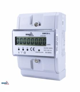 WSKAŻNIK ENERGII 3 FAZOWY 5 (80) A BEMKO A30-BM030-L