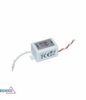 ZASILACZ ELEKTRONICZNY LED 12V 5W BEMKO B42-LD005