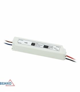 ZASILACZ ELEKTRONICZNY LED HERMETYCZNY IP67 12V 20W BEMKO B42-LDS020