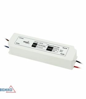 ZASILACZ ELEKTRONICZNY LED HERMETYCZNY IP67 12V 100W BEMKO B42-LDS100