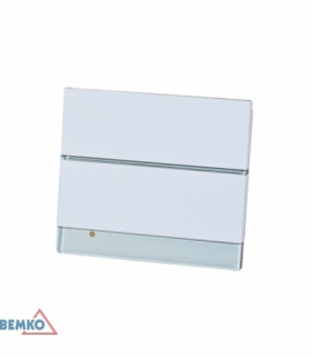 Oprawa schodowa LED STEPPER biała barwa ciepła BEMKO