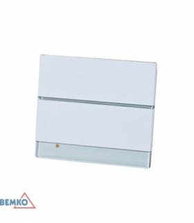 Oprawa schodowa LED STEPPER biała barwa zimna BEMKO